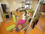 Fitness centrum Wellness Patince****